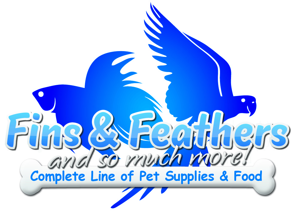 Fins & Feathers Red Bank – Pet Store, Pet Supplies, Dog Grooming Logo